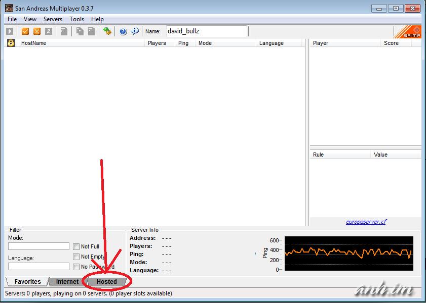 [Hướng Dẫn] Cách tạo server SAMP[~] Untitled19d31e