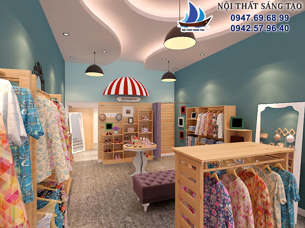 thiết kế cửa hàng nhỏ phù hợp thiết kế cửa hàng nhỏ ketnoikhonggian.com