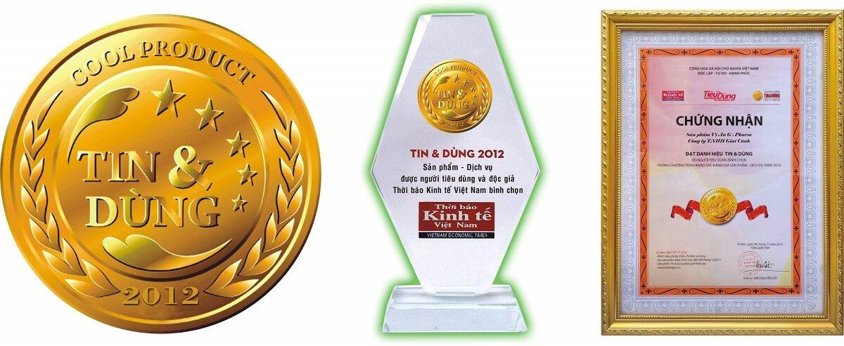 Giải Tin & Dùng 2012