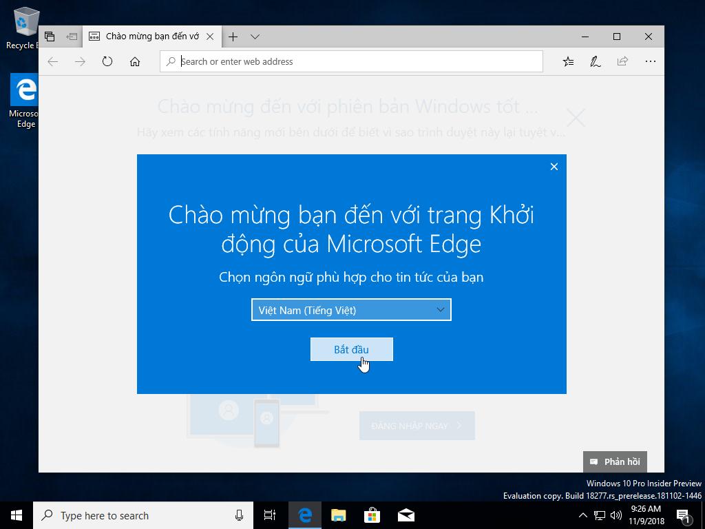 Cài đặt & Thảo luận Windows 10 Insider! - VN-Zoom | Cộng đồng Chia
