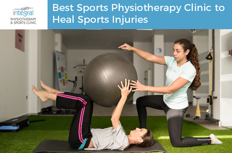 Integral Physiotherapy is one of the best sports injury clinics in Edmonton. We are backed by a team of physiotherapists and sports massage therapist to help athletes recover from sporting injuries.